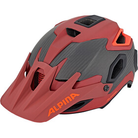 Alpina Rootge Casco, indigo-cherry-drop